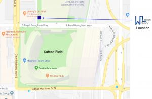 Safeco Field Walker's Lockers Service Location for Concerts