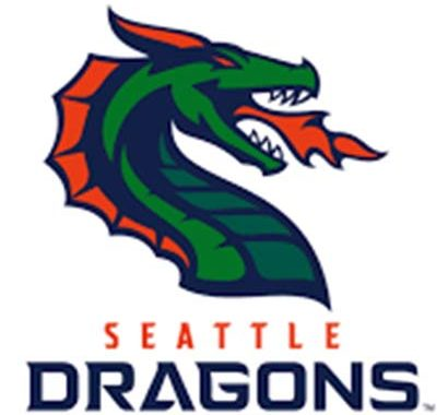 Seattle Dragons Logo